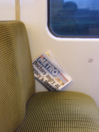 Metro on the DART
