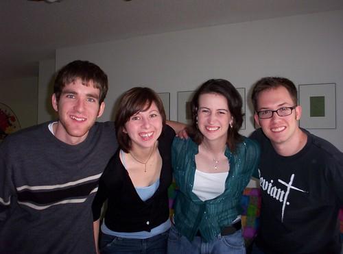 Phil, Tracy, Jenny, & Cal
