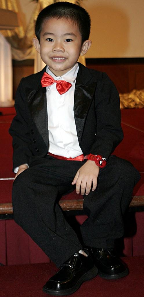 Warren in Tuxedo