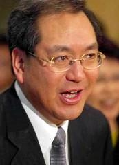 教統局局長李國章先生