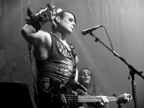 Jerry Only and Dez Cadena