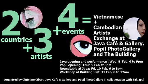 Fw: Vietnamese Art Events in Phnom Penh