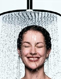 grohe downpour shower