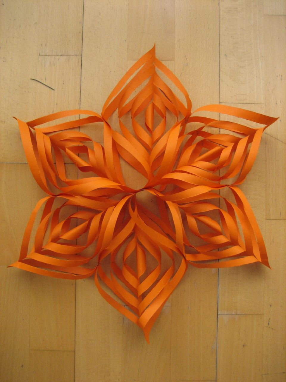 Snowflake number three
