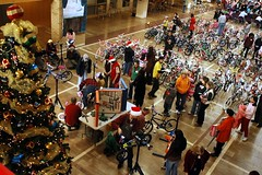 CCC's Holiday Bike Drive