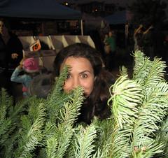 Kristen & the Tree