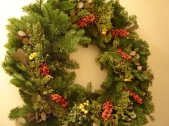 gift wreath!