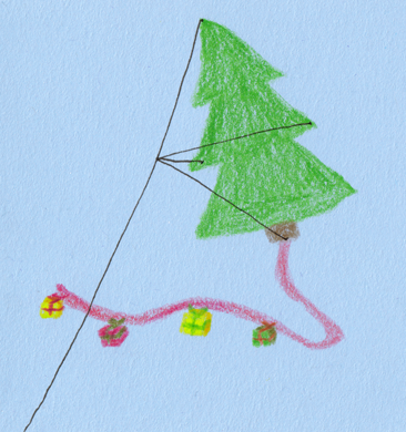 Holiday Kite