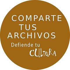 Comparte tus archivos, defiende tu cultura
