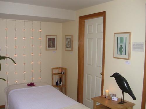 massage room art