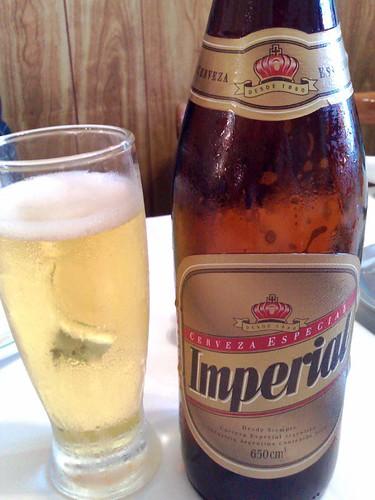 Imperial Cerveza Especial