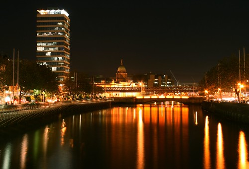 night time in dublin donal. Black Bedroom Furniture Sets. Home Design Ideas