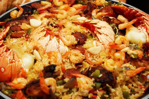 Tu cocina paella valenciana for Cocina valenciana