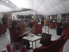 65.香港赤臘角機場貴賓室 (1)