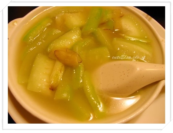 三味食堂-炒絲瓜
