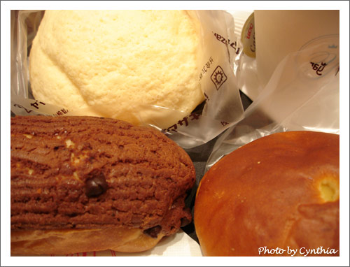 Yamazaki麵包