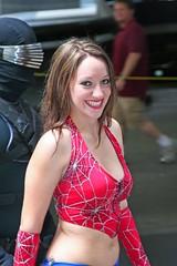 Spiderbabe - DragonCon 2007 _188 photo by Hueyatl