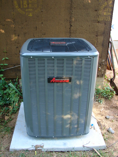 Husky Heating & Air Conditioning contractors provide furnaces for central home heating and air conditioners for central air conditioning (cooling) solutions (HVAC) in