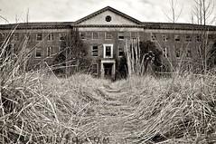 Abandoned Mental Hospital - Asylum for Children photo by TDLphoto