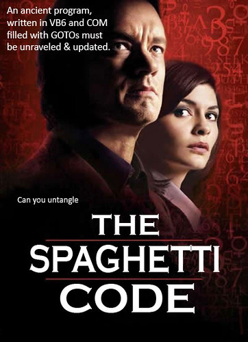 The Spaghetti Code