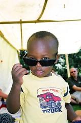 Matthew in Tanzania