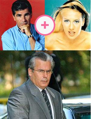 Parecido razonable entre Pedro Ruiz, Monica Naranjo y Baltasar Garzón