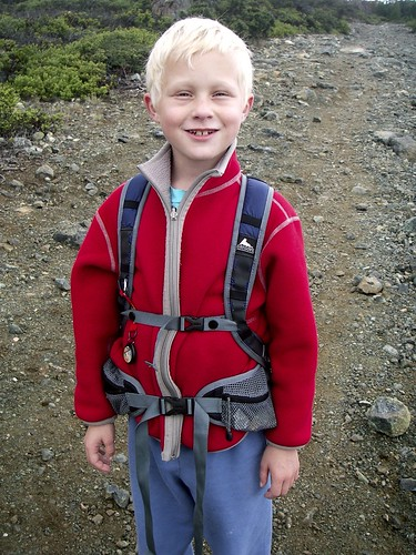 Julian on the Pine Mountain Trail