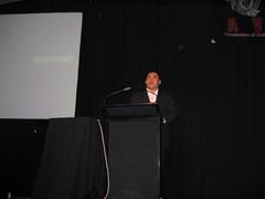 Presenting at AVAR