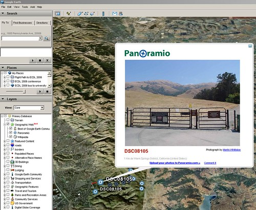 [GoogleEarth-Panoramio]