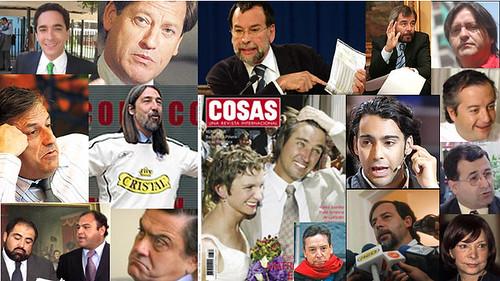 Políticos Chilenos