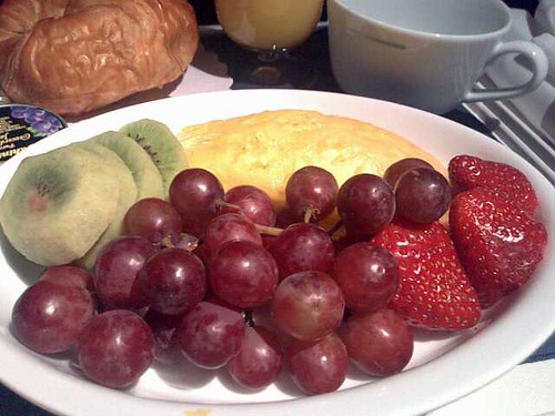 A Fruit Plate on United