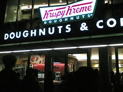 Krispy Kreme at Southern Terrace, Shinjuku