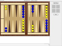 backgammon project research