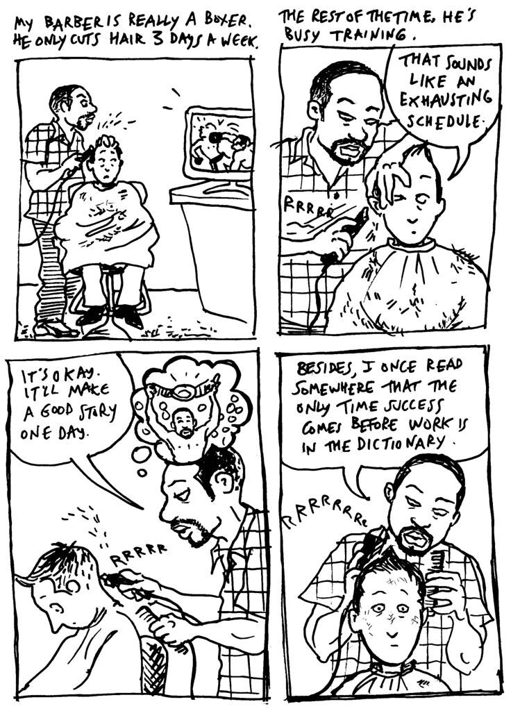 boxer barber