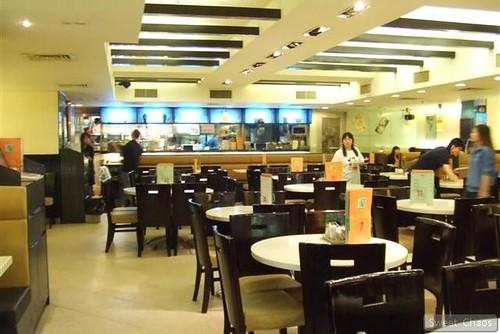 HK 輕鬆一下茶餐廳 2/10