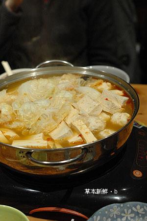 泡菜鍋(第三次加料)