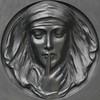 Recoleta Cemetery - nun