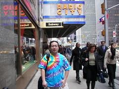 Dapper Dossy Visits the Rocketettes at Radio City Music Hall