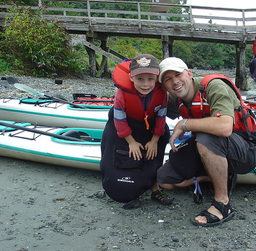 prep for sea kayaking