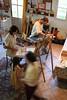 L'atelier d'Odile, ambiance et détente (CADEROUSSE,FR84)