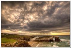 playa y cielo - HDR photo by R.Duran