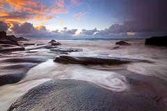 Utakleiv Sunset photo by antonyspencer