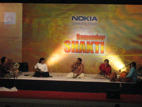 Remember Shakti - Fusion Concert in Chennai