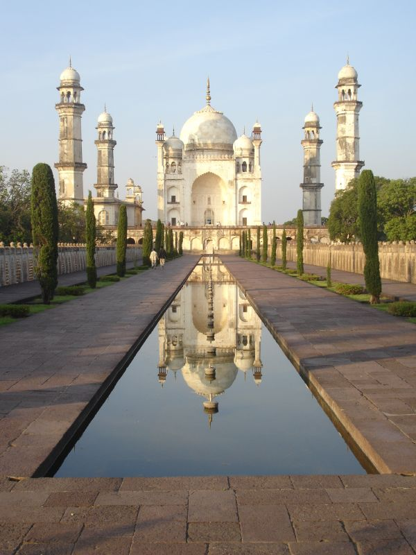 The Baby Taj Mahal in Aurangabad - Web-site quality photo