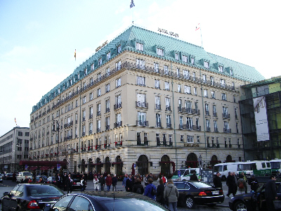 Hotel Adlon, Berlin