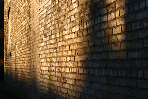 Bricks And Shadow 0989