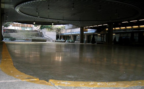 RIP Robson Square Ice Rink