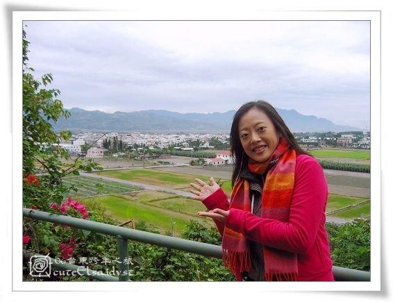 台東關山-美麗的小鎮