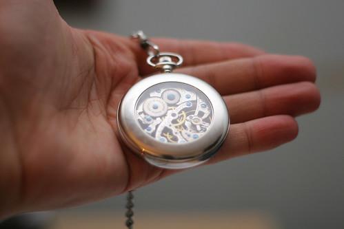 Clock- Simplicity vs. Complexity