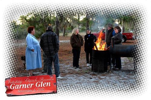 Reunion at Garner Glen